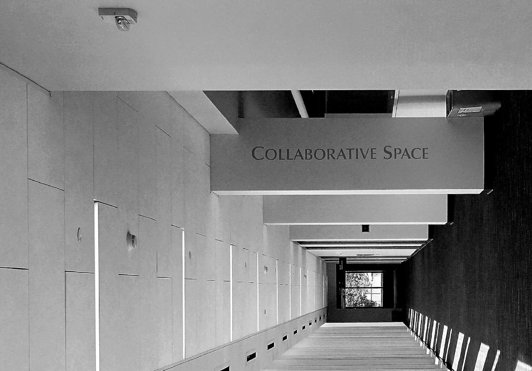 collaborative space..CSUC - bnw - zygzwurx | ello
