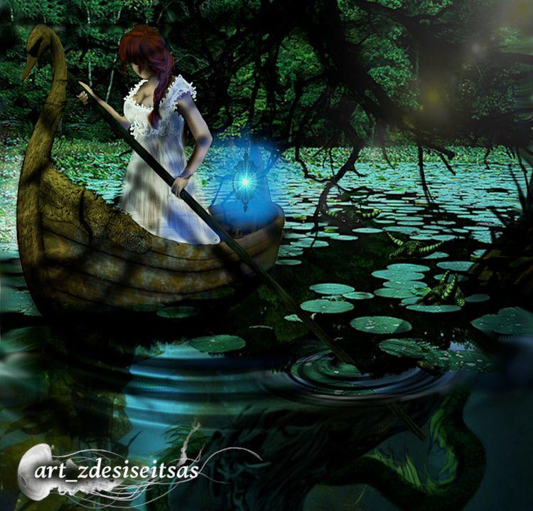 Fairytale - art_zdesiseitsas | ello
