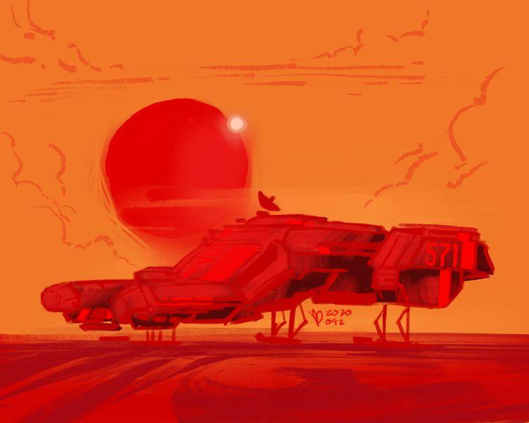 Rest Peace, Ron Cobb - designer - evandileo | ello
