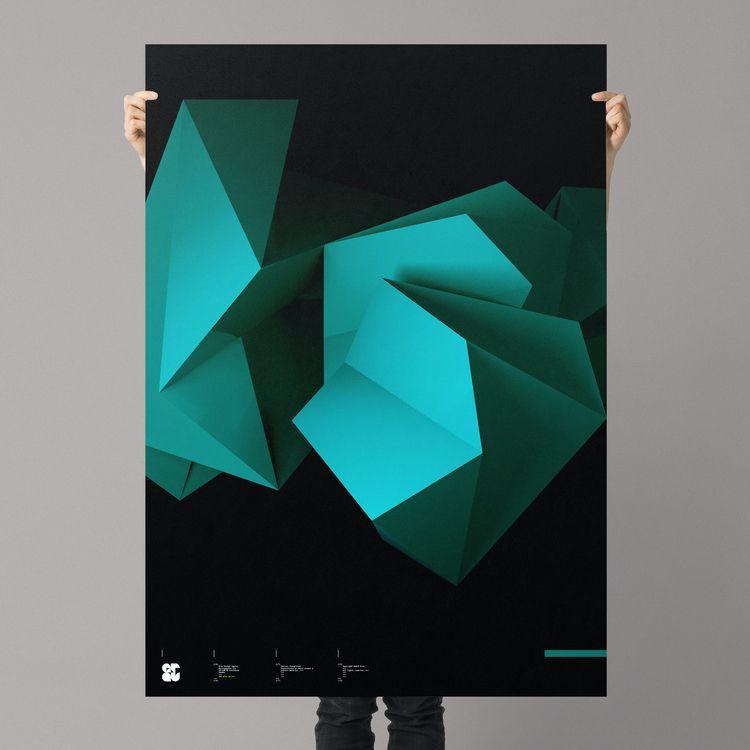 Origami - grau | ello