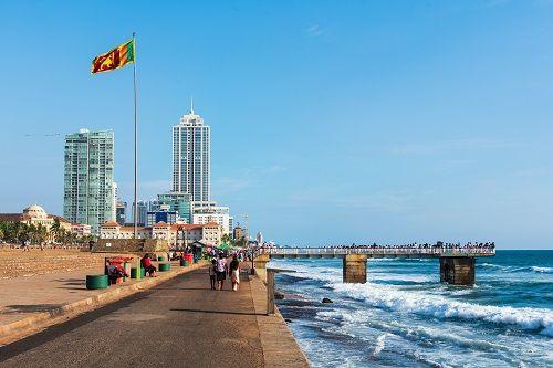 Colombo, Sri Lanka. Source - T2 - ktruban   ello