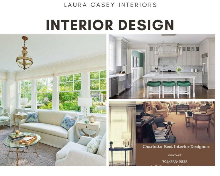 Interior Design Service Charlot - lauracaseyinteriors   ello