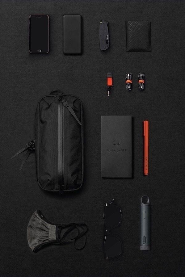 TKS Waterproof Sling Pack. TKS - blackember | ello