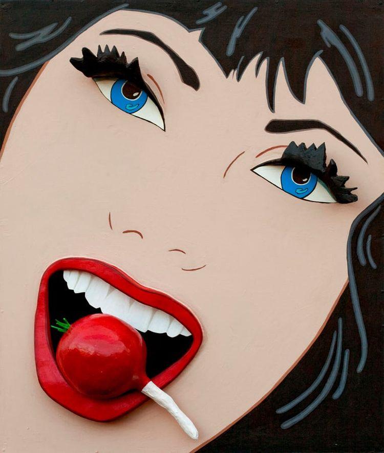 MARGORIE STRIDER, artist, Girl  - tailspin711 | ello