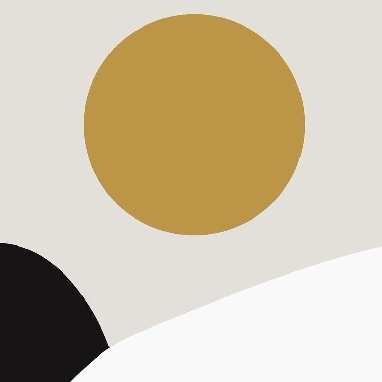 Gold Sun — Wall Art, iPhone Cas - fjopus7_grfk | ello