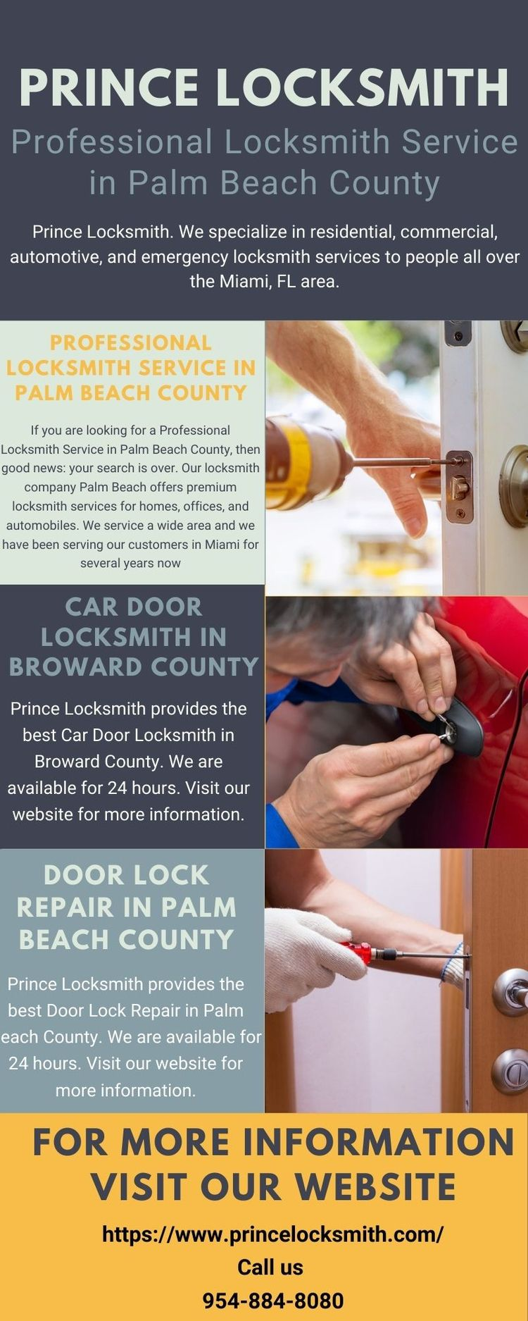 Hire Professional Locksmith Ser - princelocksmith   ello