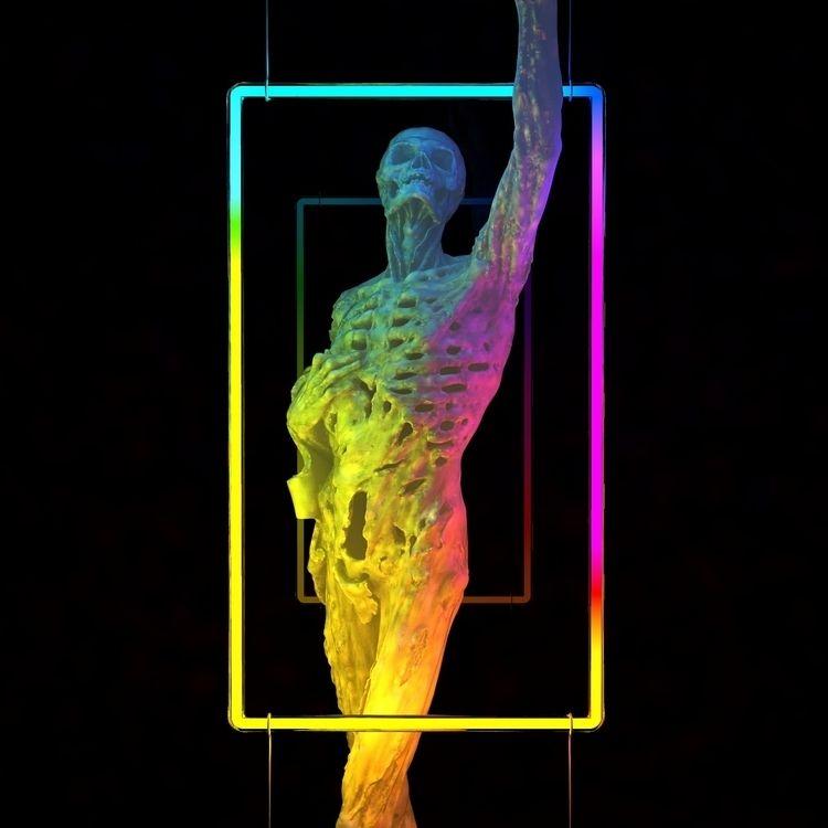 Le Transi de Rene Chalon - 3D, C4D - vjaimy | ello
