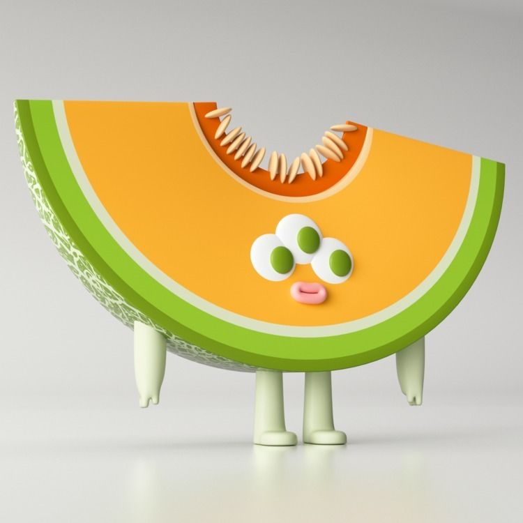Genetically engineered cantalou - zergestus | ello