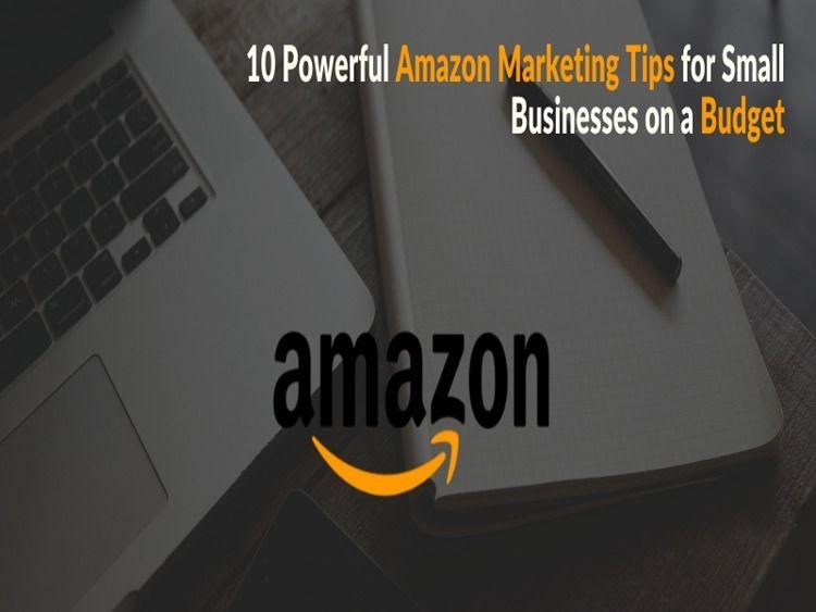 10 Powerful Amazon Marketing Ti - techmount | ello