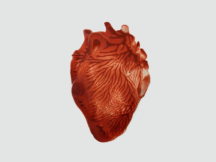 Ink Heart - love printing - mrkylemueller | ello