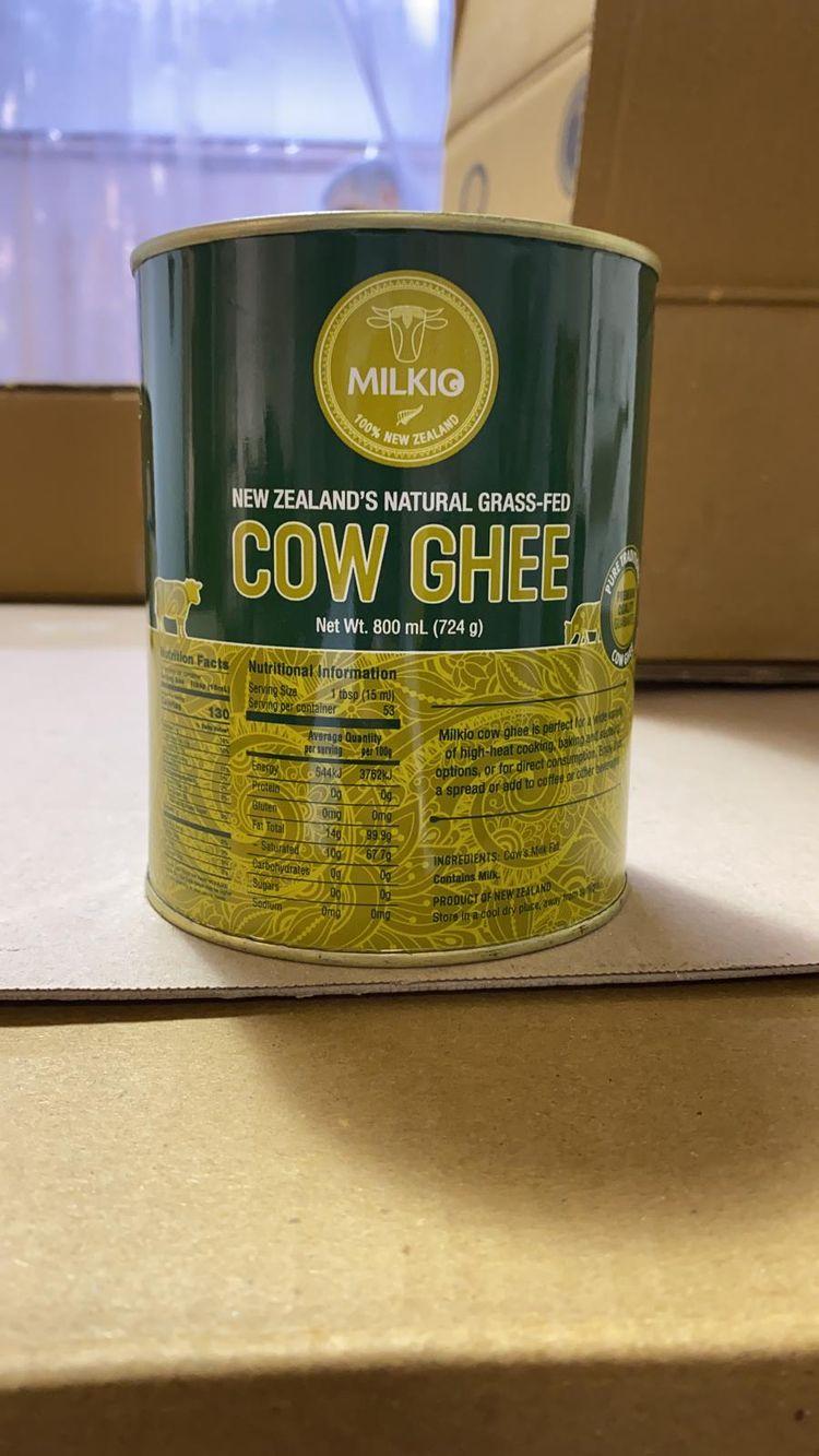 Introducing Milkio Grass fed gh - milkioghee | ello