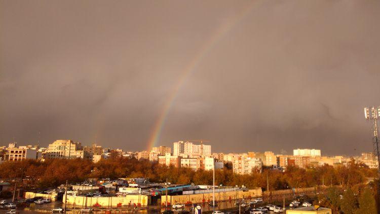 Rainbow - vrezaei | ello