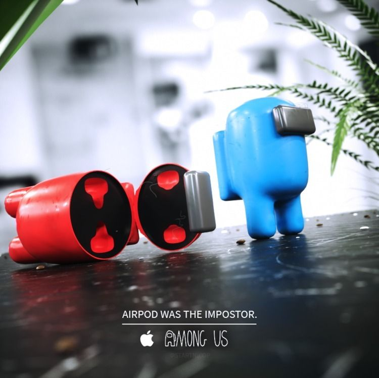 Apple AmongUS - anchor_visual | ello