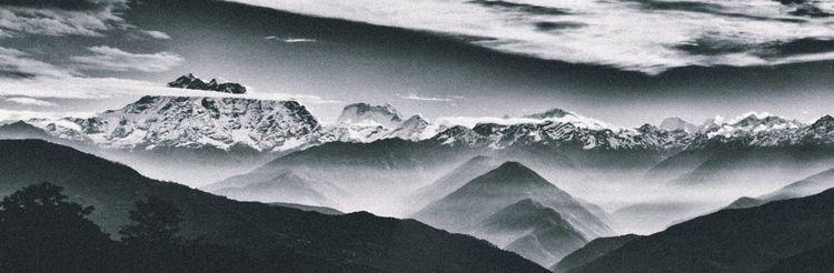 Mountains rivers kitchen balcon - kausthapa | ello