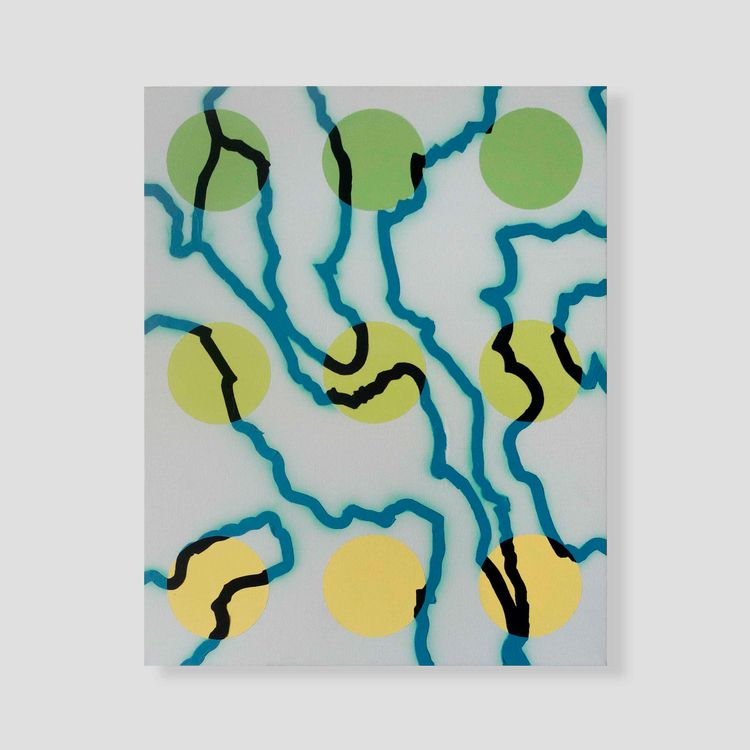 40 50 cm | acrylic canvas 2020 - samsmythart | ello