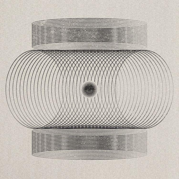 'Gravity - lineart, simple, illustration - jordnjames | ello