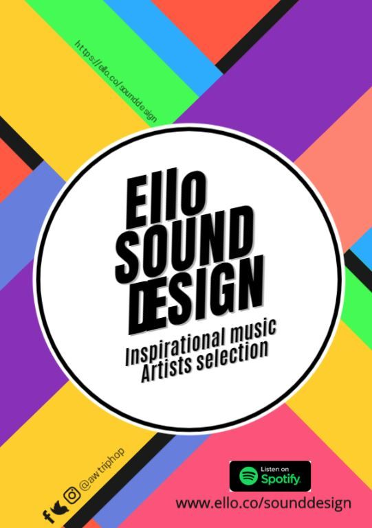 ELLO SOUND DESIGN COMING :fire - sounddesign | ello