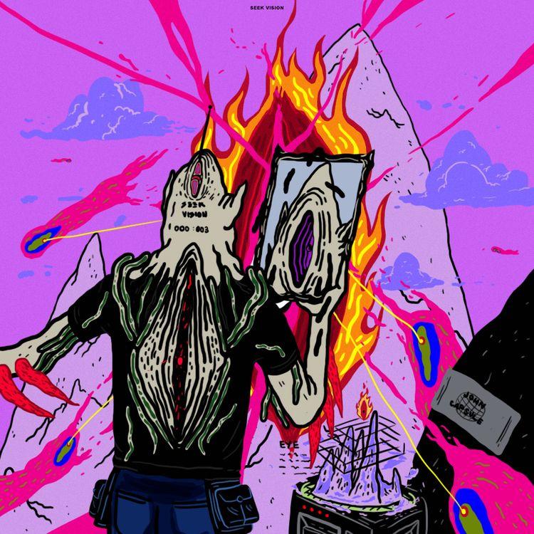 Face fear - skatheartist | ello