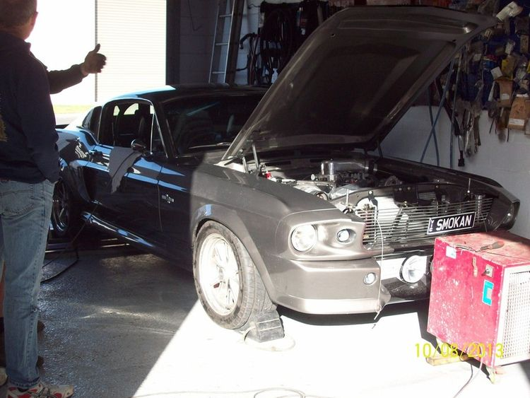 mechanics Dyno Tuning Mustang V - vpautocare | ello