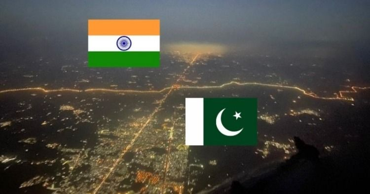 Aerial View Wagha Border Indo-P - williamjeson1221 | ello