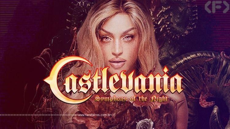 Castlevania Symphony Night Rema - rockerz   ello