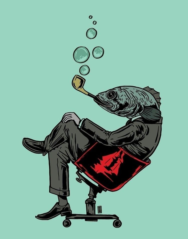 Big Fish - thomcat23 | ello