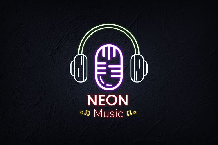 rebranded! clean, modern reflec - neonmusicnow   ello