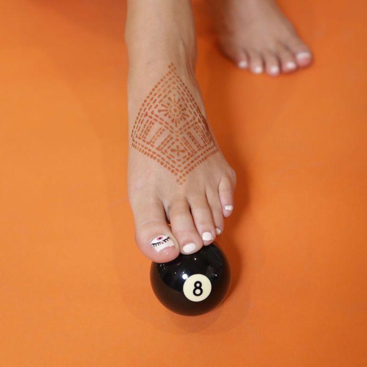 Easy Trendy Henna Tattoo Kit cr - mihenna | ello