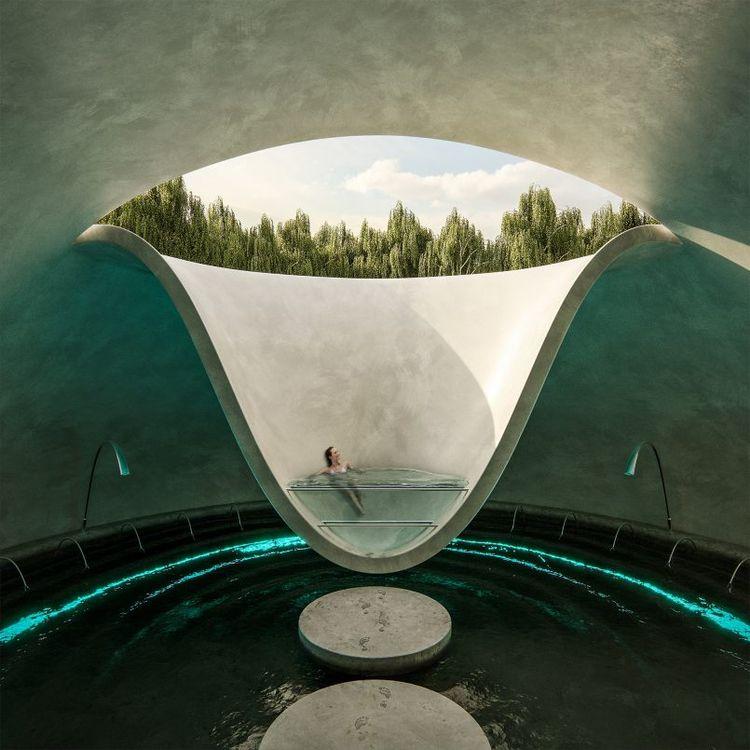 Architectural Concepts Javier V - benim_jbweb | ello