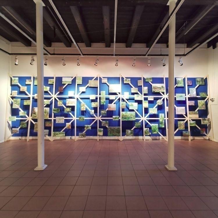 Landscape Sessions, 2020, paint - miika_nyyssonen   ello