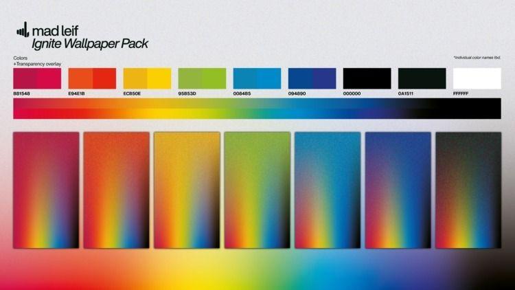 Ignite Wallpaper Pack: (Part re - madleif | ello