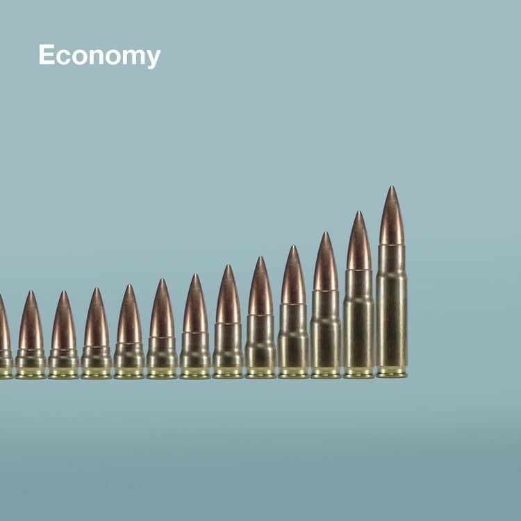 Economy strong economy. arms bu - macioce | ello