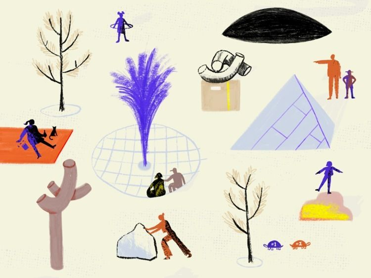 Featured in Illustration: