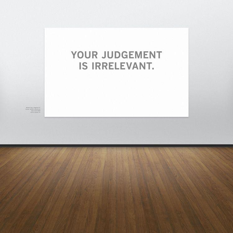 Michael Tupy, Judgement 01 Proj - mict_oh | ello