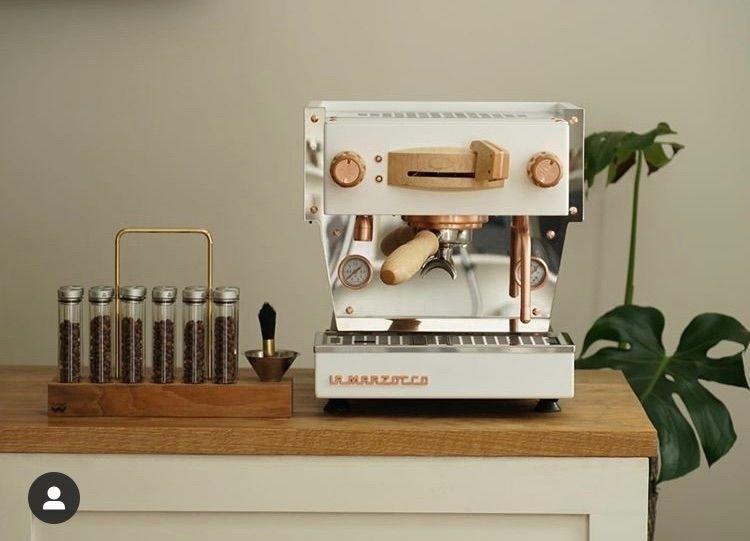 coffee setup - adigoldstein   ello