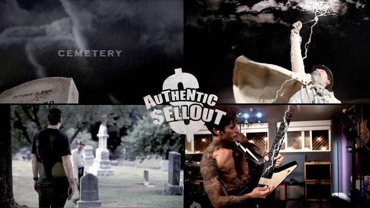 Authentic Cemetery! video put - rockandroll - crvideo_crv   ello