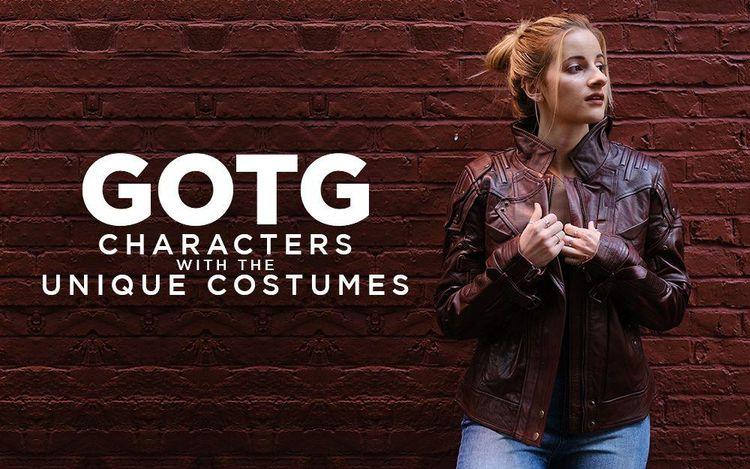 GOTG CHARACTERS UNIQUE COSTUMES - fanzillajackets | ello