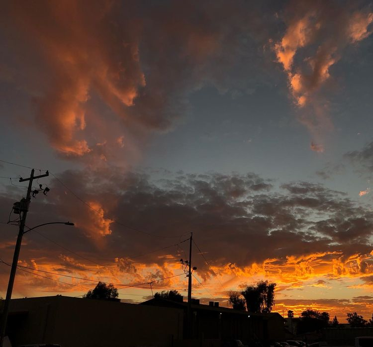 sunset sunnyslope arizona - iPhonePhotography - brenthirak | ello