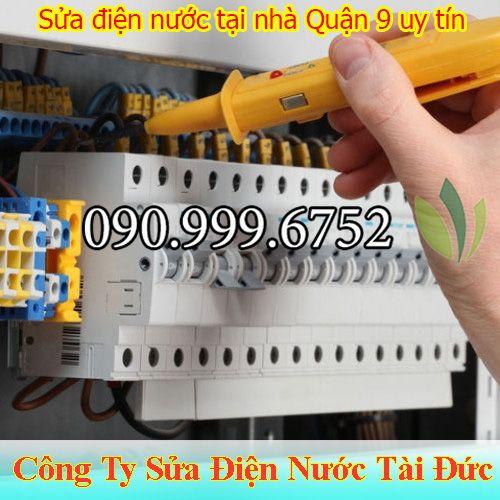 Sửa điện nước tại nhà quận 9 gi - hans51 | ello