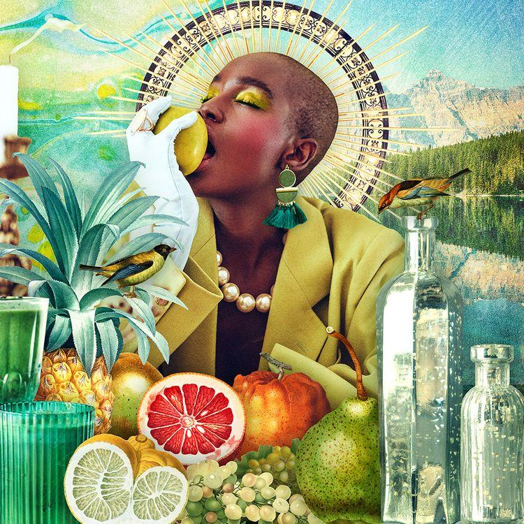 feast ::⠀ ⠀ collage colour expe - jennyariane | ello