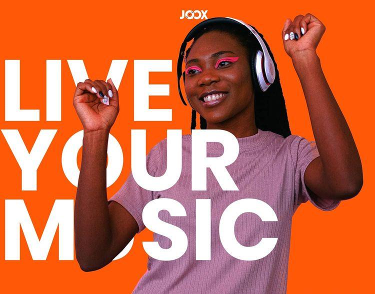 Joox app revamp - siviwe | ello