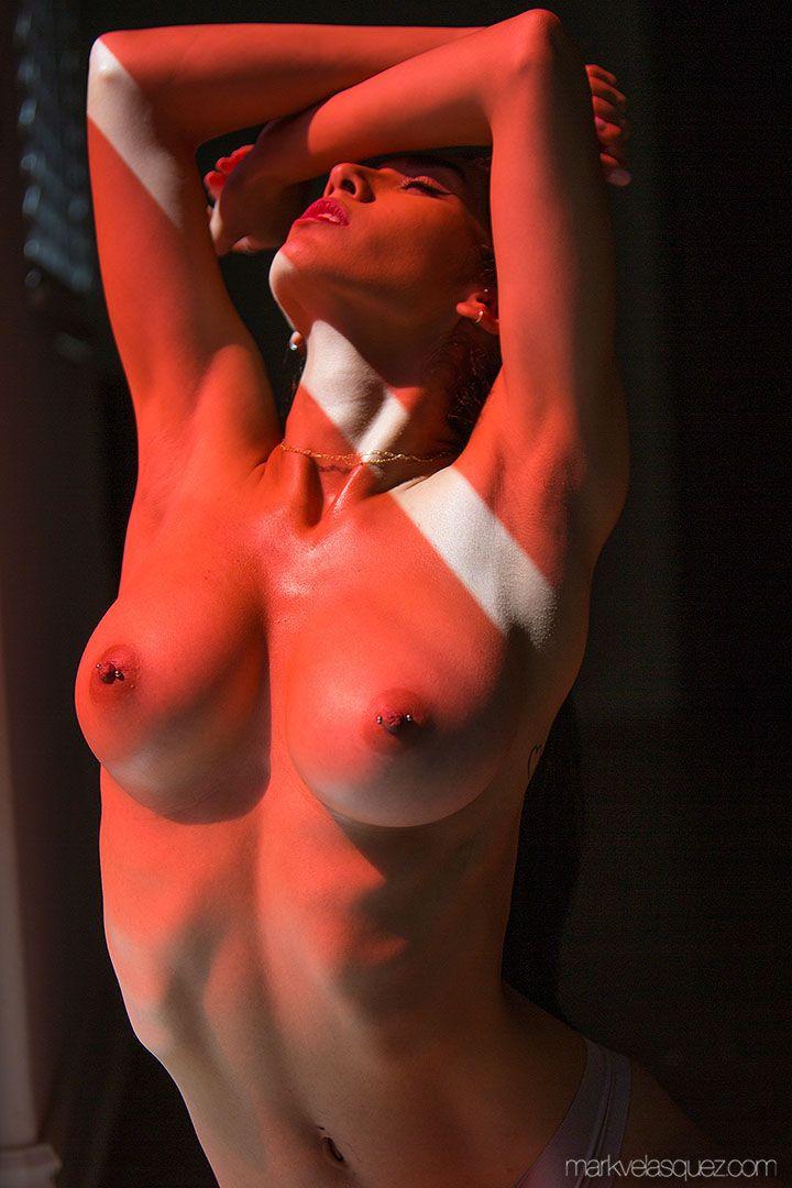 """Lady Red,"" Erika, 2020 - Find  - markvelasquez | ello"