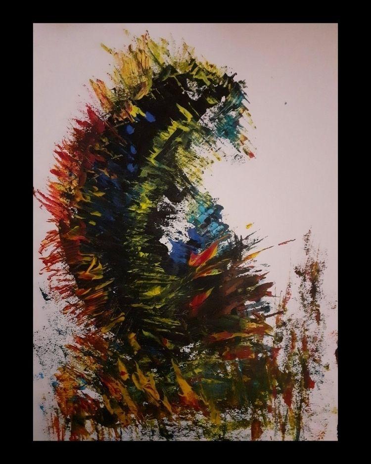 Abstract Art - sgbranco | ello