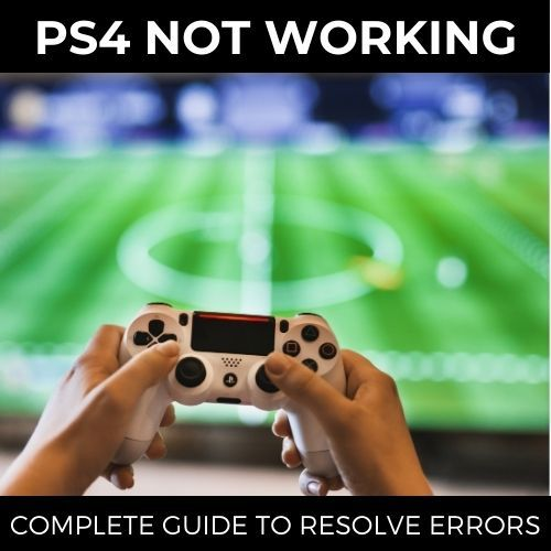 PS4 WORKING COMPLETE GUIDE RESO - whynotworkingg | ello