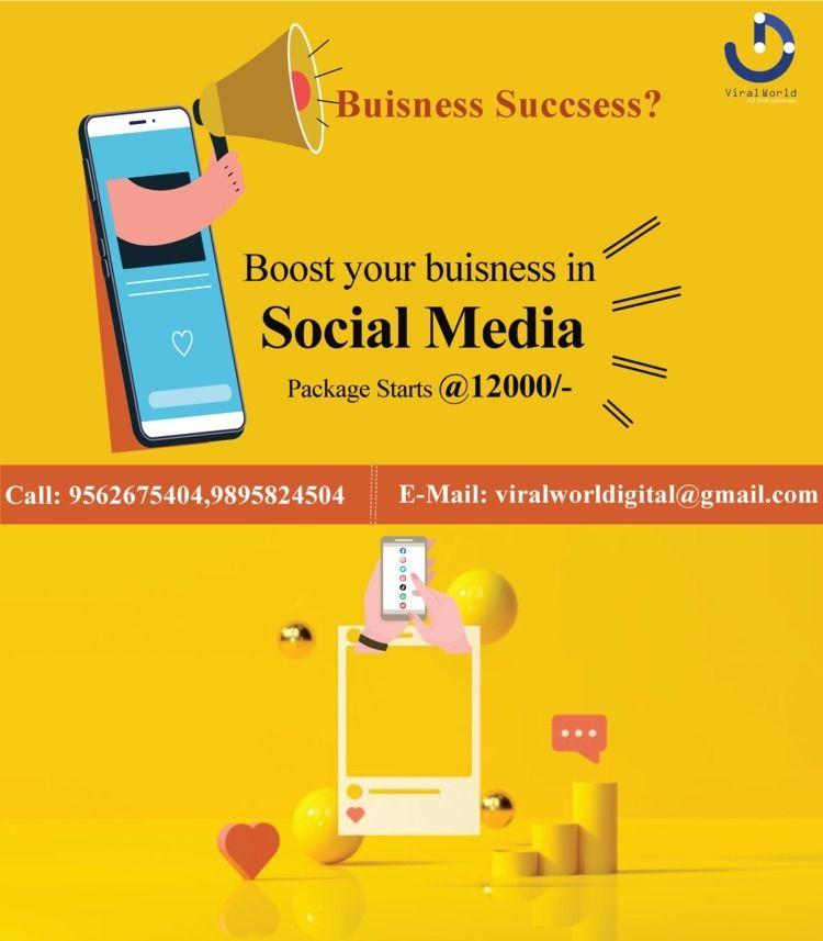 Digital Marketing Company Kochi - viralworld   ello