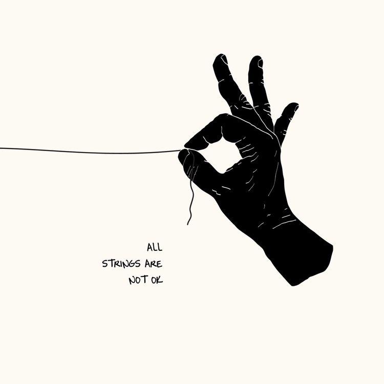 strings - gregorzakelj | ello