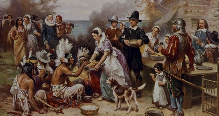 Thanksgiving Day History Facts  - williamjeson1221 | ello