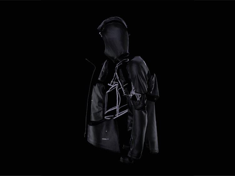 Render Shell Jacket Designed Al - 0039studio | ello