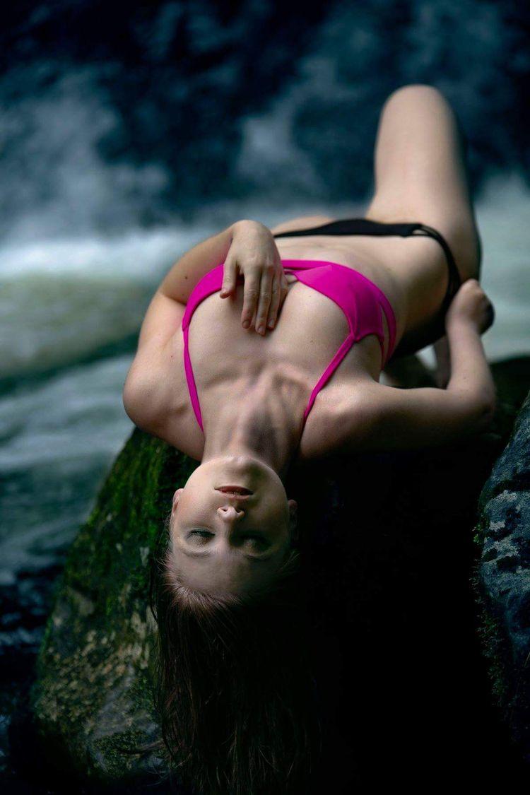 Model: Abigail Cacace  - gregorybonneville | ello