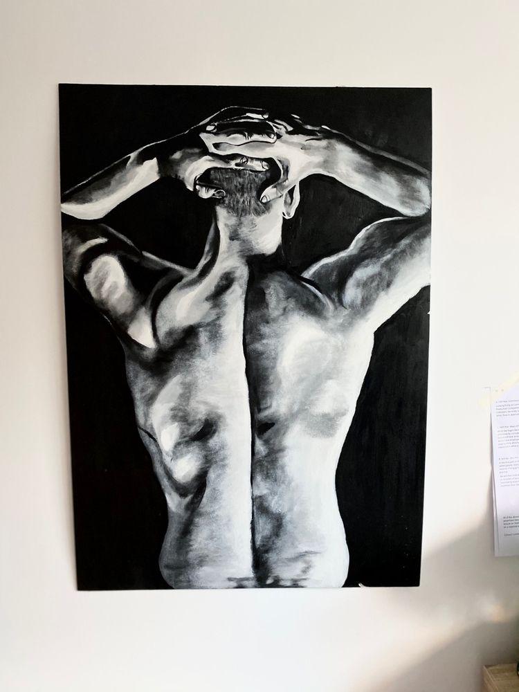 Paintings drawings - strippeddown | ello